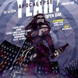 YEAH! Apocalypse | OPEN BAR @MiamiPub