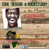 SOUL,REGGAE&ROCKSTEADY in The Mansion/Al Green Special by Selectress AurEl[JahMusicMansion-Apr.2017]