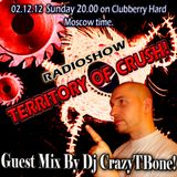 Guest Mix for Territory of Crush