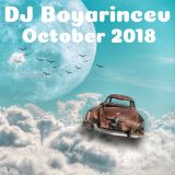 DJ Boyarincev - October 2018