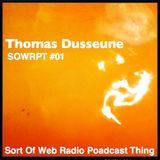 Thomas Dusseune - SOWRPT #01 (Feb 2012)