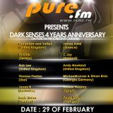 Dark Senses 4 Years Anniversary Guest Mix
