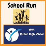 Senior School Run on RedShift Radio with Ruskin Community High School