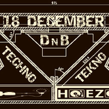 2Wikked-Martino Set 2 (Fluff Girl Wax) @ Hoezo 18-12-2015 Dynamo Eindhoven (Drum n Bass Area)