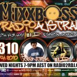 Dj Xcentrik - Mixxbosses Radio Mix 10/03/2010