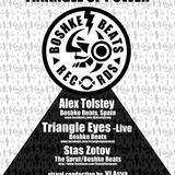 Triangle Eyes LIVE, Recorded on February 8th, 2013 Boshke Beats label night at Gagarin, Tel-Aviv