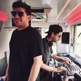 Moscoman b2b Red Axes @ Life and Death Party, Barcelona - 18/06/17
