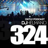 ONTLV PODCAST - Trance From Tel-Aviv - Episode 324 - Mixed By DJ Helmano