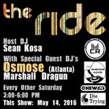 OSMOSE @ The Ride EP 007 - May 14 2016 - CTRL ROOM