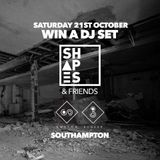 #ShapesAndFriends DJ COMPETITION ENTRY