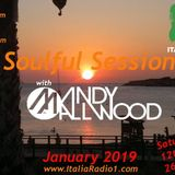 Soulful Sessions ~ January 2019