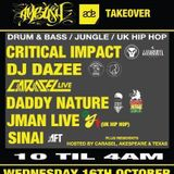 DADDY NATURE 16-10-2013 CHEEKY MONDAY & RECREO.CLOTHING PRESENTS THE AMBUSH ade TAKEOVER