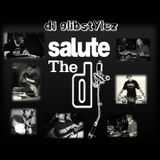 DJ GlibStylez - Salute The DJ 80's 90's Hip Hop Mix