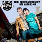 Penarth Soul Club - Final Radio Cardiff Show 16th March 2019