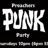 Preachers Punk Party 12th March 2015
