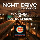 Night Drive 04_10_2012 (ND freestyle session guest: Kandžija + Footsie special)