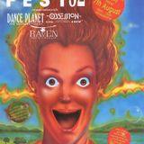 DJ SS - Summer Dance Fest 92, 7th August 1992