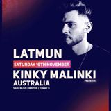 Kinky Malinki Ft LATMUN - Tommy B - Local support mix