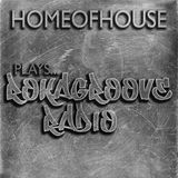 Stray Beat Live On Home of House - Rokagroove Radio Night 2014.01.17