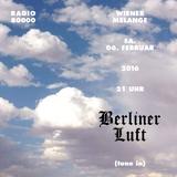 Wiener Melange x Berliner Luft