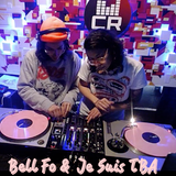 Bell Fo & Je Suis TBA @ Flat Cola event at CTRL ROOM