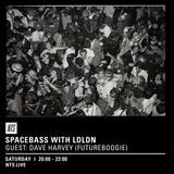 Spacebass w/ LD & Dave Harvey (Futureboogie) - 27th February 2016