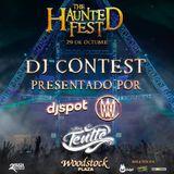 The Haunted Fest 2016 - DJ Alex Tentle (DJ Contest)