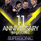 11th Anniversary of Mangotree Sound - ls Supersonic (16.09.2011) - Warmup / Mangotree