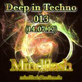 Deep in Techno 013 (07/2017)