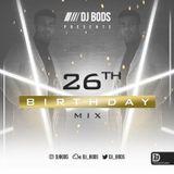 26th Birthday Mix