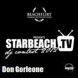 Don Gorleone Starbeach DJ Contest 2012