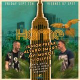 Alvaro Smart @ Bora Bora 7 Sept. HOME