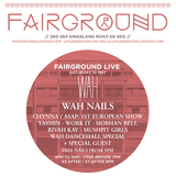 FAIRGROUND X WAH MIX : RIVAH KRAY