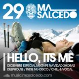 29 - HELLO by ma_Salcedo 12Obpm