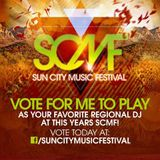 Sun City Music Festival preview mix