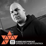 8 Sided Dice Podcast 017 with Alan Fitzpatrick