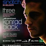 Konrad Black (July 8th at Snatch/The Hyde Park Cafe)