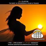 Cliffie Pure Progressive EP 56 Jun 19
