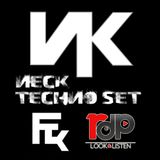NECK (Techno Set) -  Fanatek Livestream on RDP