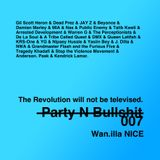 Wan.illa NICE - The Revolution Will Not Be Televised (007) // Hip Hop