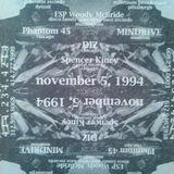 Phantom 45, Deadly Buda & T-1000 - Live at Upside Down - Green Bay, WI (1994)