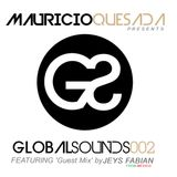 Mauricio Quesada pres. GLOBAL SOUNDS 002: Guest Mix by JEYS FABIAN [High Voltage Sessions] [Mexico]