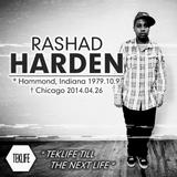 DJ Rashad (RIP) Tribute Mix (Mixed By StriCt)