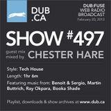 DUB:fuse Show #497 (February 20, 2013)