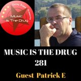 Patrick E. - After Club Mix Techno (For Corey Biggs - Music is The Drug show in August 2k17)