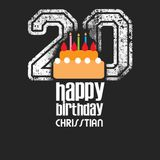 20th Birthday Mix