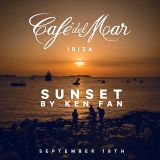 Café del Mar Ibiza Sunset by Ken Fan (18.9)