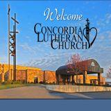 Concordia Lutheran Church Podcast