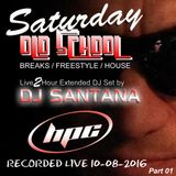 HPC Old School 10-08-2016 Part 01
