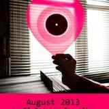 August 2013 by DJ Rodrigo Carvalho